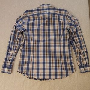 Banana Republic Shirts - Banana Republic Soft Wash Plaid Button Down Shirt